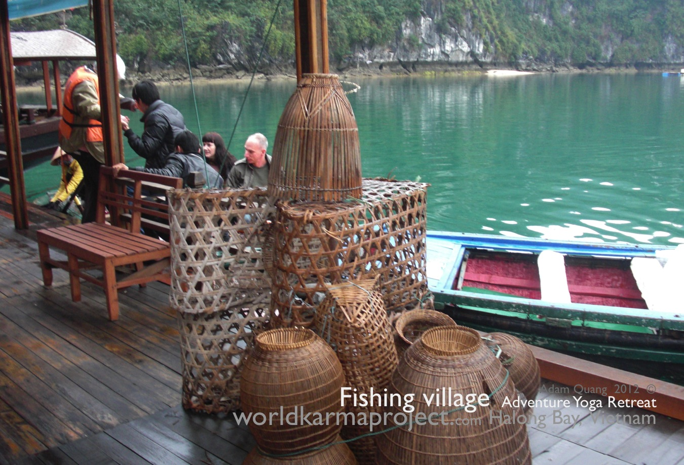 Halong Bay - Adventure Yoga Retreat3