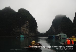 Halong Bay - Adventure Yoga Retreat36