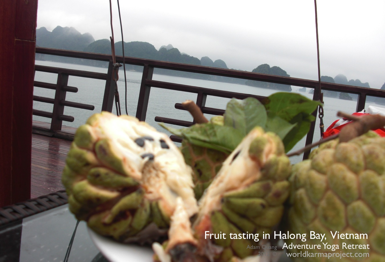 Halong Bay - Adventure Yoga Retreat5b