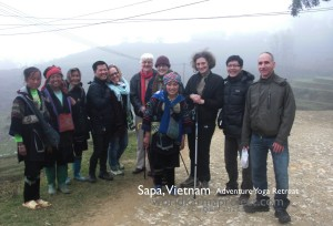 getting to know Red Dao people in Sapa