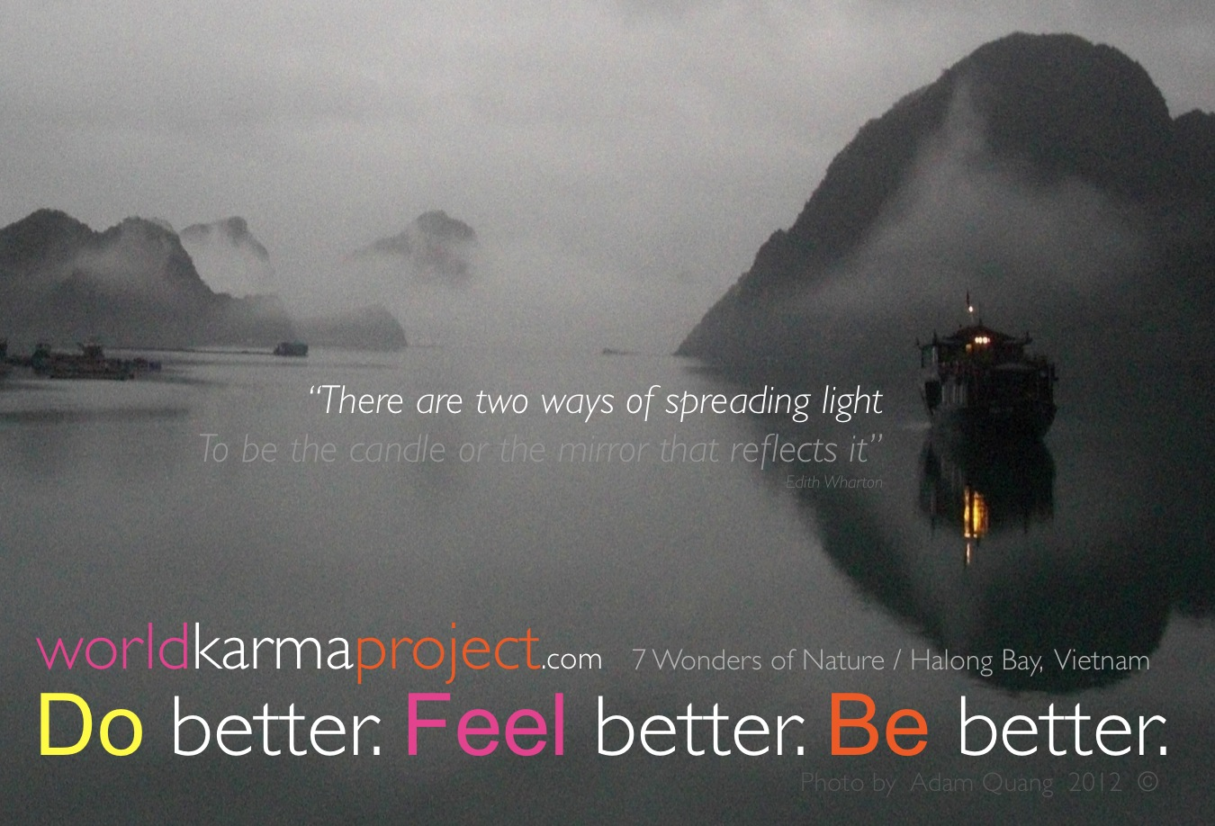 Act Of Kindness World Karma Project