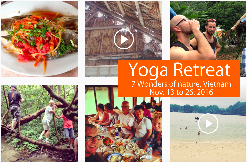 Yoga Retreat Nov.2016